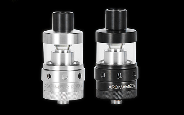 Original Steam Crave Aromamizer RDTA V2 with 3ml / 2 Posts Rebuildable Dripping Tank Atomizer for E Cigarette