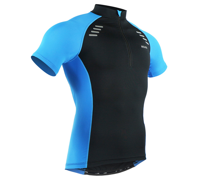 Arsuxeo 6015 Men Cycling Short Sleeve Suit