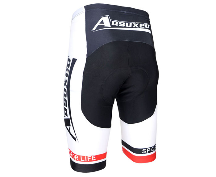 Arsuxeo ZSS51 Cycling Short Sleeve Suit for Men