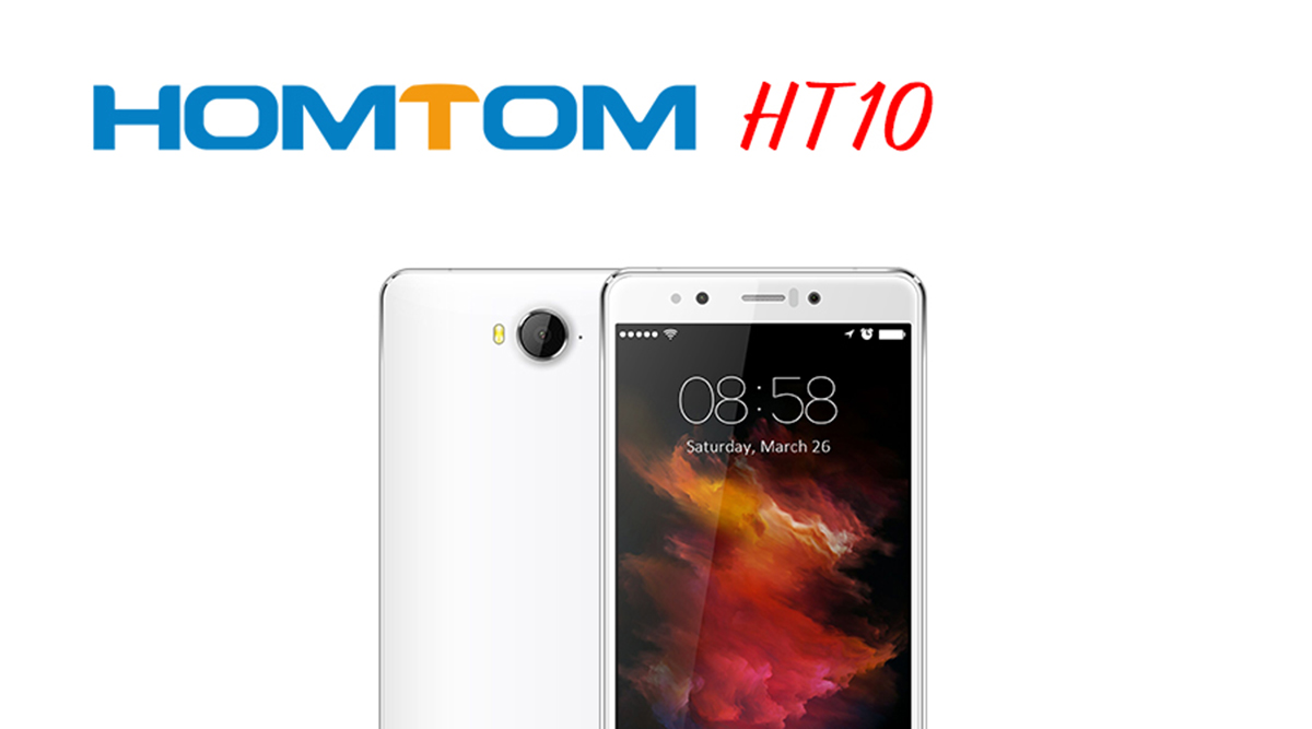 HOMTOM HT10 4G Phablet-278.32 and Free Shipping| GearBest.com