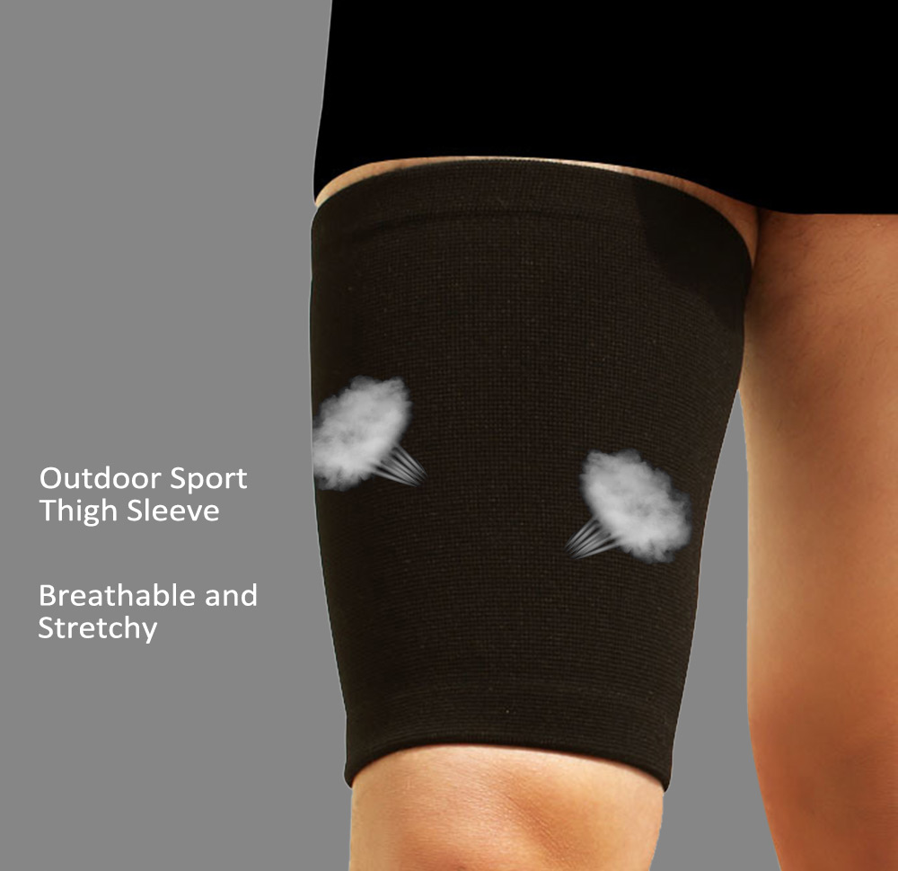 Outdoor Sport Breathable Thigh Sleeve Compression Hamstring Groin Support
