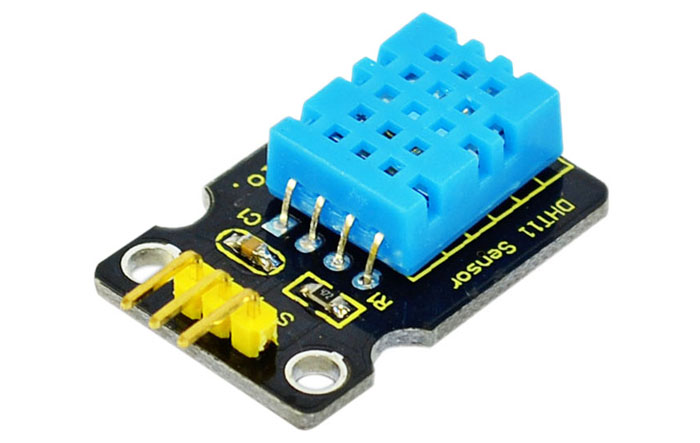 Keyestudio DHT11 FR-4 Temperature and Humidity Sensor Module for Arduino