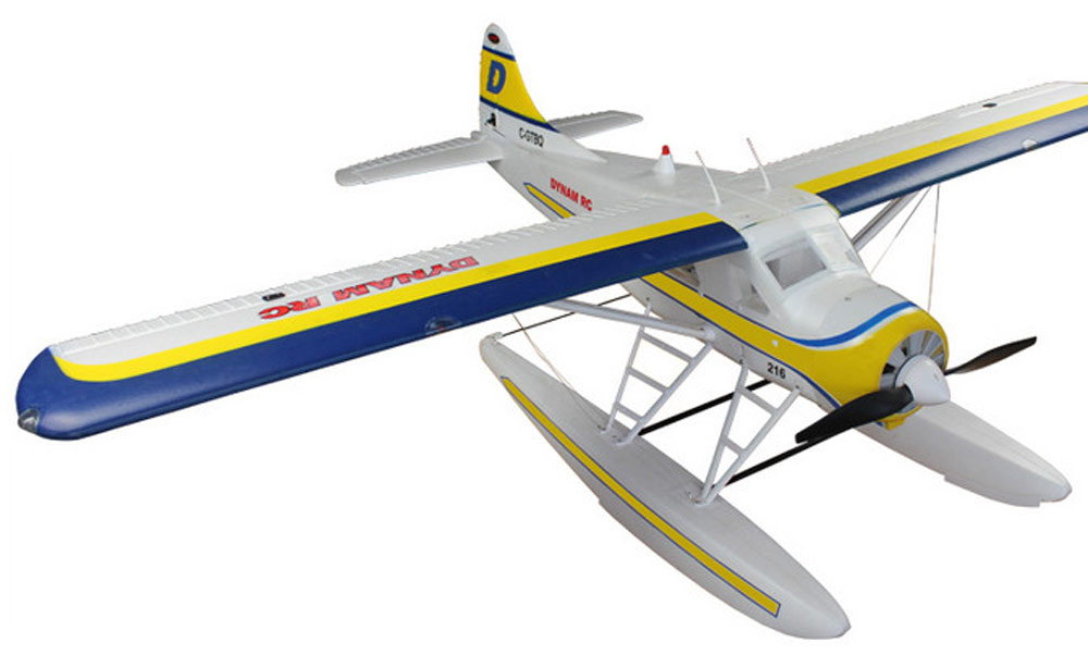 Dynam DHC - 2 1500mm Wingspan Fixed-wing Taking Off / Landing On Water RTF Version