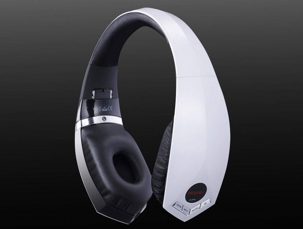 Haoer S600T Wireless Bluetooth Stereo Headband Headphones HiFi Lossless Audio Noise Reduction Foldable