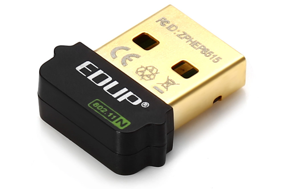EDUP EP-N8508GS 150Mbps USB Wireless Network Adapter WiFi Signal Receiver