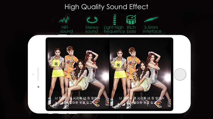 Xiaozhai BOBOVR Z4 VR 3D Virtual Reality Glasses Immersive Private Theater Built-in Microphone for 4.7 - 6.2 inch Mobile Phones with Remote Controller