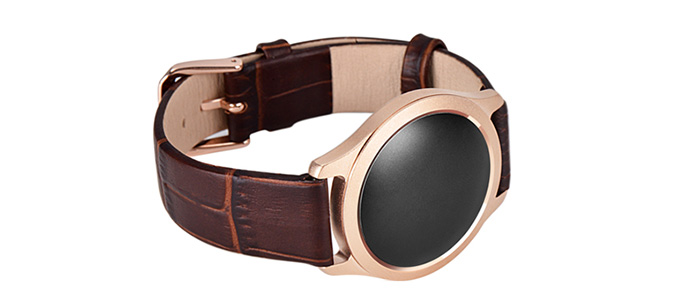 Business Style Leather Strap for Misfit Shine 1