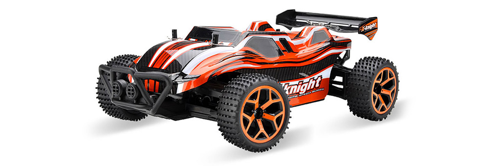 ZC X - Knight 333 - GS05B 1 / 18 Full Scale 4WD 2.4G 4 Channel High Speed Crossing Car RTR