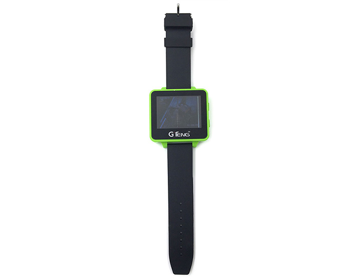 GTeng T909 5.8G FPV Watch Wearable Receiver with 2.6 inch LCD Screen
