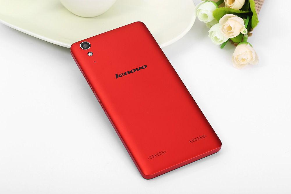 Lenovo Lemon K3 (K30-w) Android 4.4 4G Smartphone MSM8916 Quad Core 1.2GHz 5.0 inch IPS HD Screen 1GB RAM 16GB ROM 8.0MP Camera