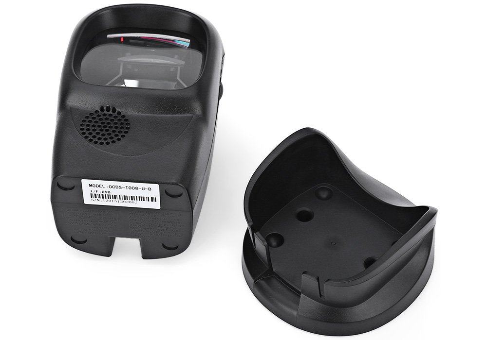 OCBS - T008 USB Automatic Omni-directional Laser Barcode Scanner