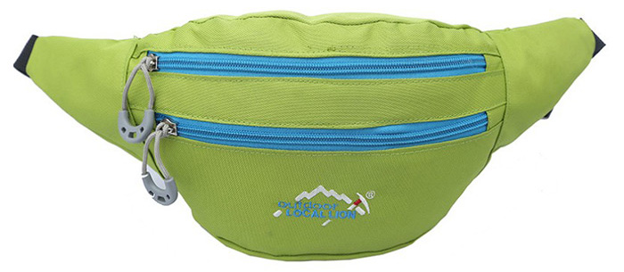 LOCAL LION 6607 4L Multifunctional Nylon Waist Pack for Cycling
