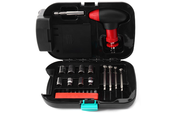 Professional 24 in 1 Household Hardware Tools Set