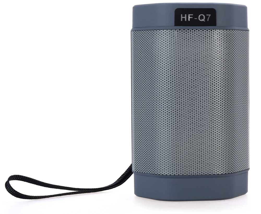 HF-Q7 Wireless Bluetooth 3.0 Speaker HiFi MP3 Player with Hands-free Calls