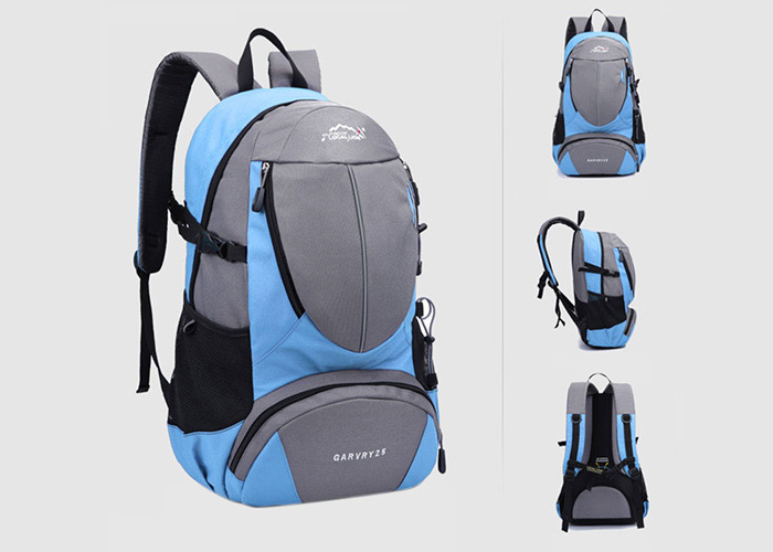 LOCAL LION 344 35L Nylon Water Resistant Climbing Backpack