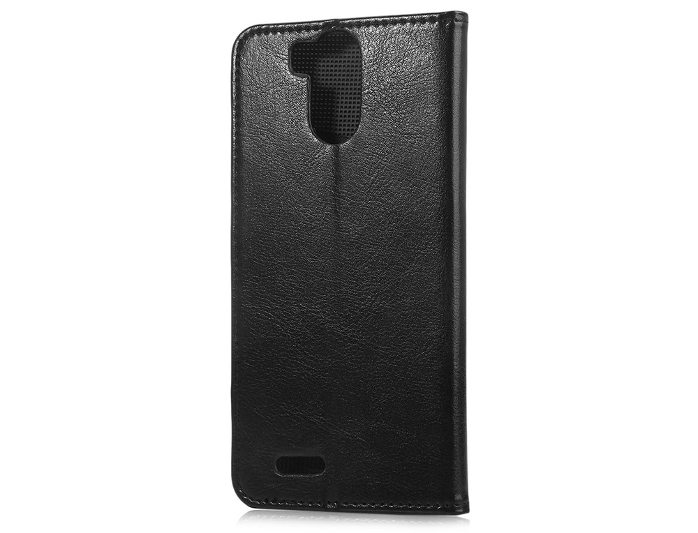 Protective Full Body Flip Case for Ulefone Power PU Leather Material Magnetism Anti-knock with Stand Card Slot