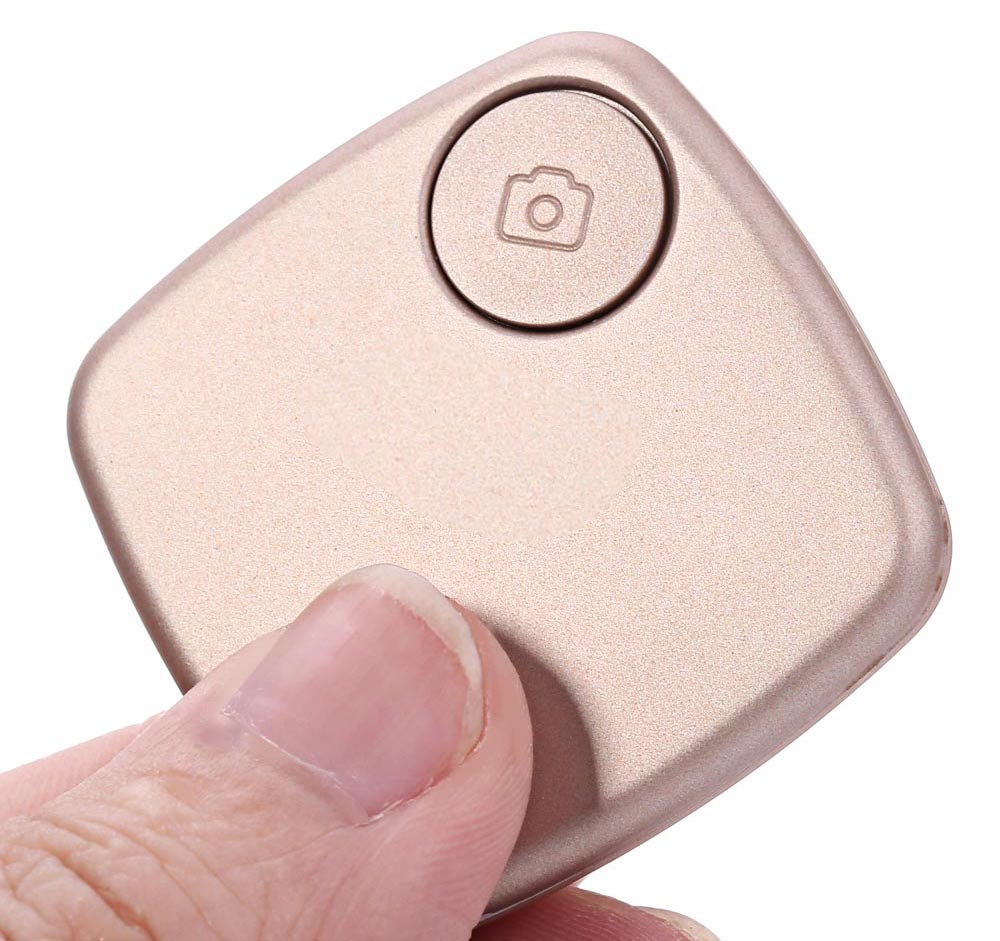 Mini Bluetooth Smart Finder Anti-lost Alarm Tracer Selfie Shutter Positioning System