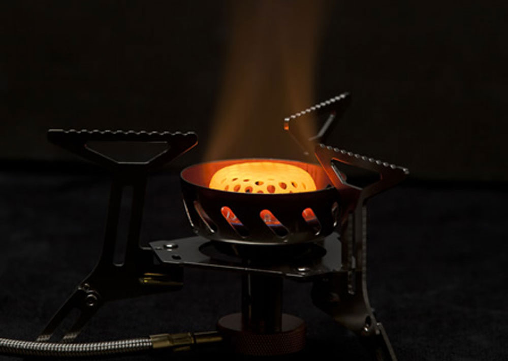 Fire-Maple FMS-121 Windproof Split Gas Stove