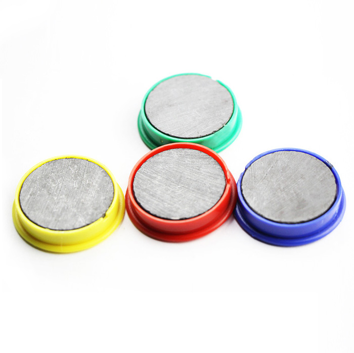 FUNI CT-367 8PCS Round Magnets for Fridge / Office