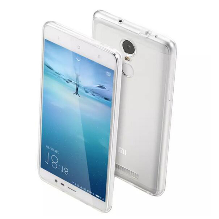 ASLING Protective Back Case for Redmi Note 3 / 3 Pro Ultra-thin TPU Material