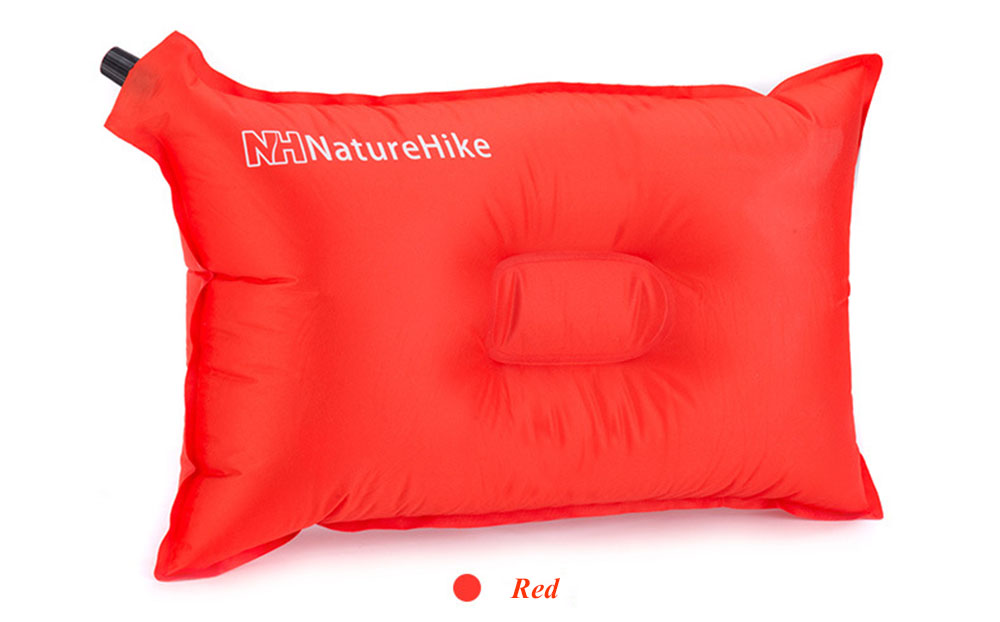 Naturehike Outdoor Automatic Inflatable Pillow Widened Camping Gear