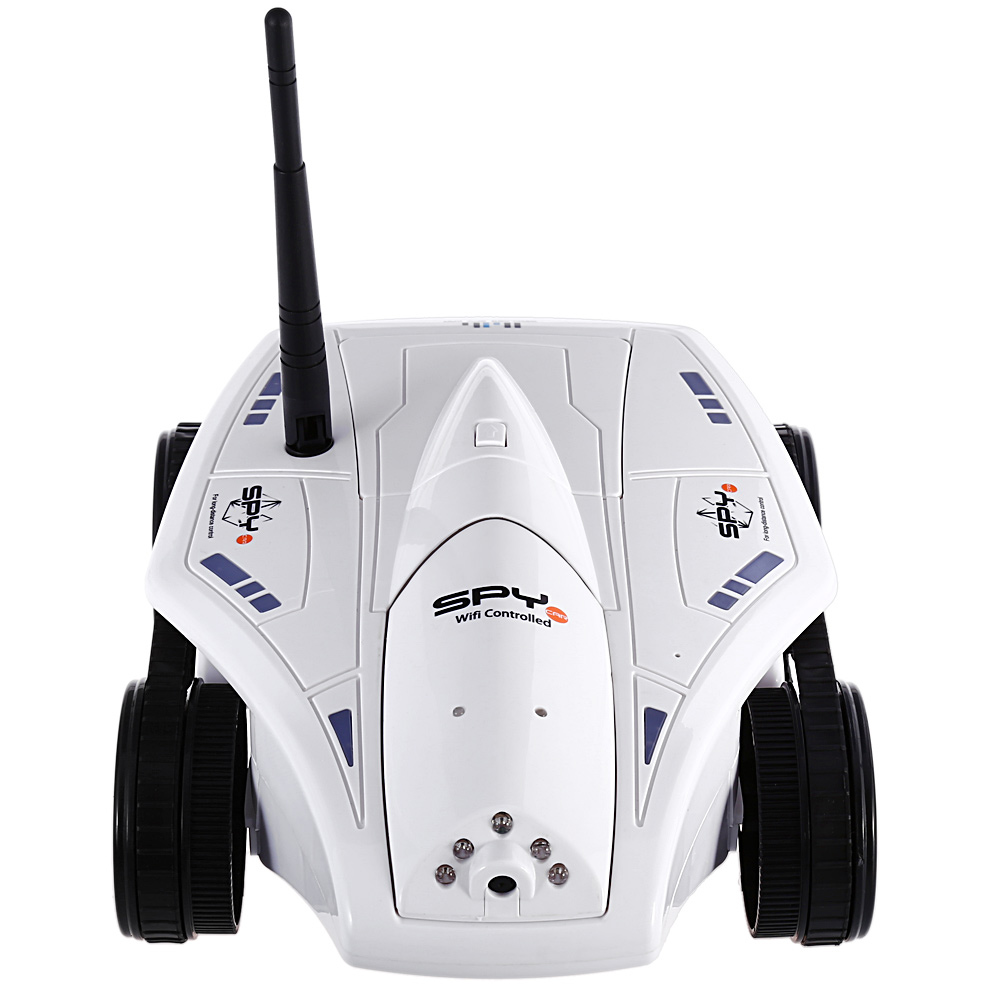 Jinguang No. 777 - 325 i-TECH WiFi Remote Control Tank with Camera for Smart Phone / Tablet