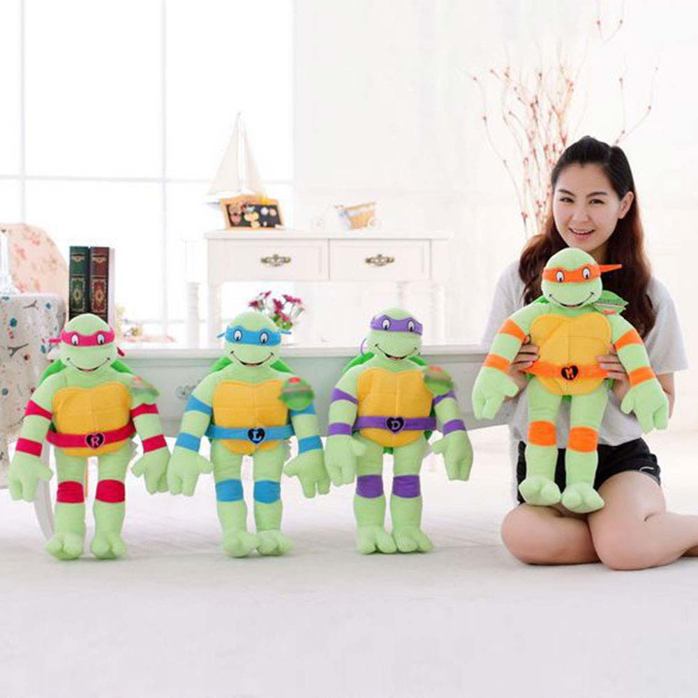 21.6 inch Turtle Characteristic Plush Toy Stuffed Doll Decoration Gift