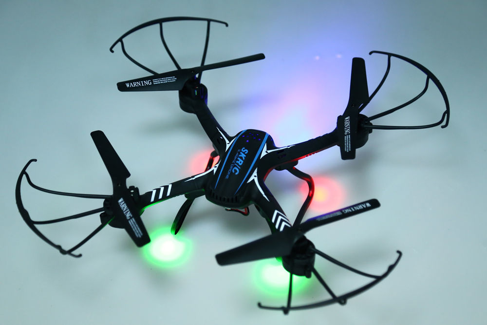 SKRC D20G 5.8G FPV 2MP Camera 2.4GHz 4 Channel 6 Axis Gyro Quadcopter 3D Rollover RTF Version