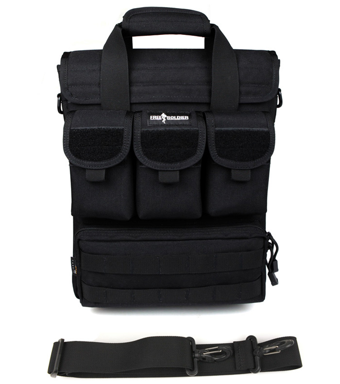 FREE SOLDIER 15L Tactical Laptop Sling Bag for Outdoor -$48.44 ...