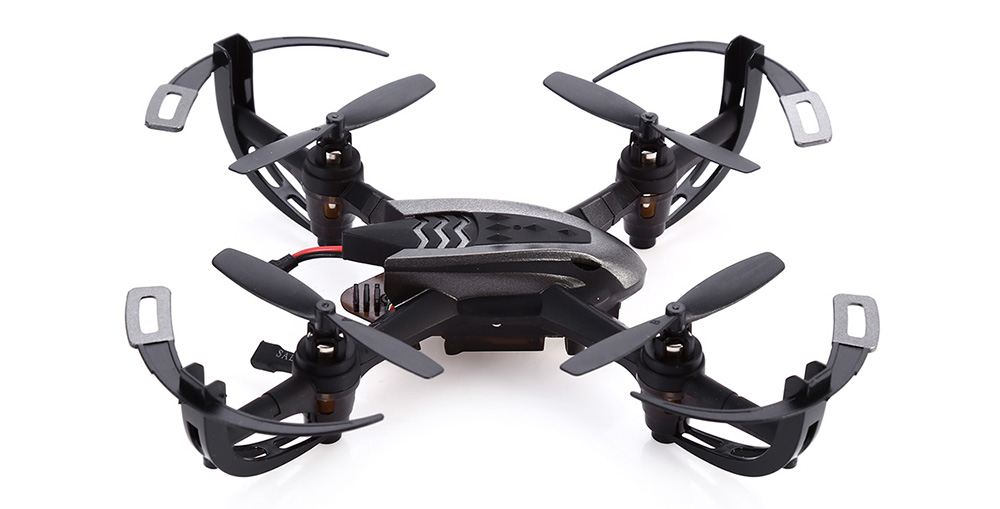 i Drone i4s 2MP Camera 2.4GHz 4 Channel 6 Axis Gyro Quadcopter 3D Rollover RTF Version