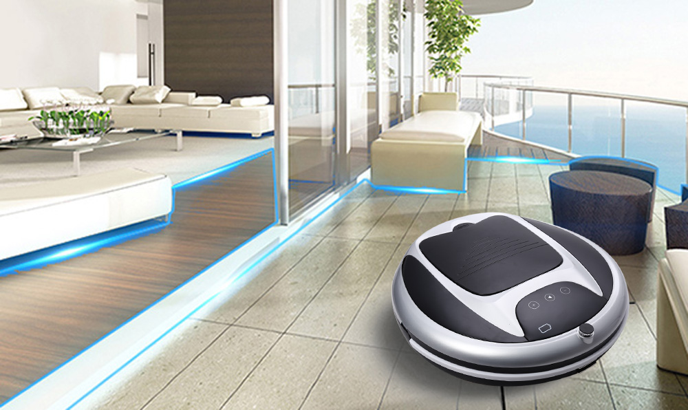 TOKUYI FD-3RSW(1B)CS Intelligent Robotic Aspirador Electric Cleaning Machine with Remote Control Function