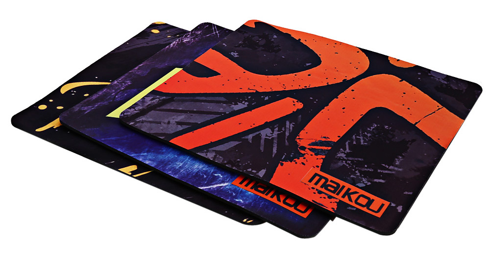 Maikou MK-400 Mouse Pad Compatible with Keyboard