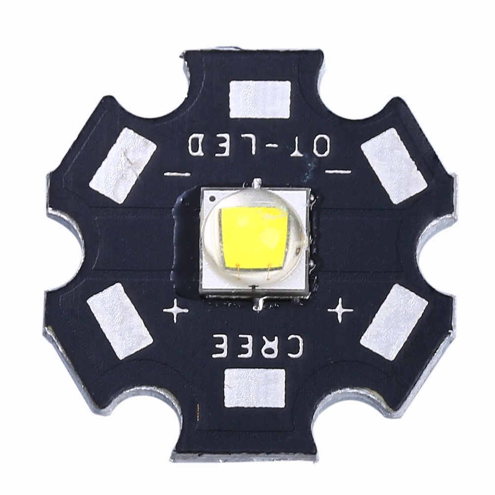 XLamp Cree XM L2 1000LM DIY LED Chip with Aluminum Star Plate