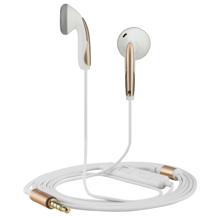 Kilinee K16 In-ear Music Earphones with Microphone Support Hands-free Calls Song Switch Volume Control