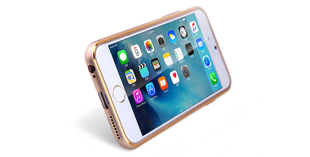 Nillkin 2 in 1 Car Vent Holder Mobile Back Case Protector for iPhone 6 / 6S