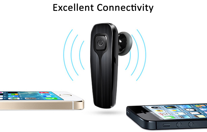 Kilinee K316 Wireless Bluetooth V4.0 Stereo Headset Support Hands-free Calls