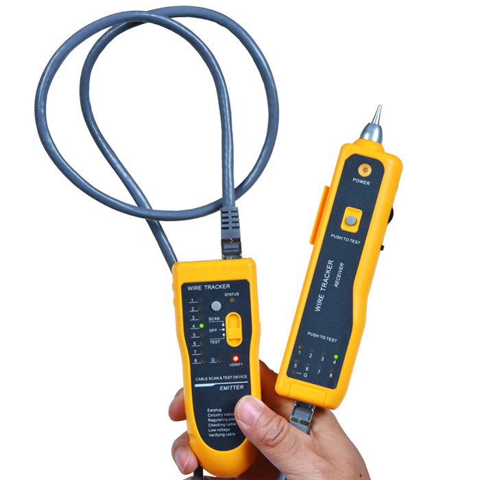Gillway JW-360 Multifunction Communications Telephone Network Wire Tracker Testing Detector