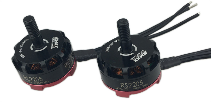 Emax Brushless RS2205 2600KV Racing Edition Motor Accessory for Multicopter