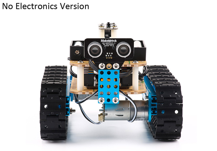 Makeblock 2 in 1 Starter Robot Kit without Electronics Version