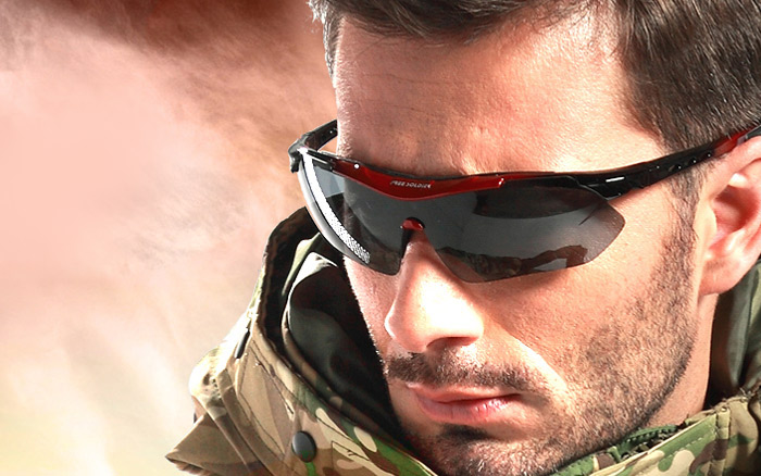 FREE SOLDIER Bullet-proof Polarizing Cycling Sunglasses for Outdoor