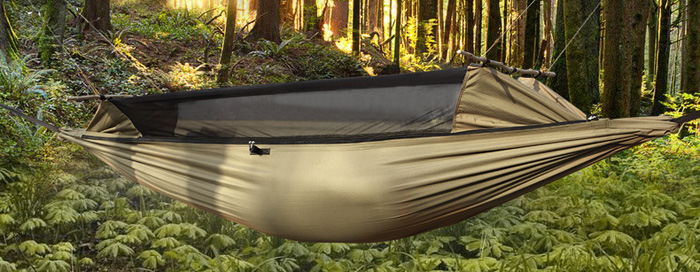 FREE SOLDIER Multifunctional Portable Camping Tent Hammock