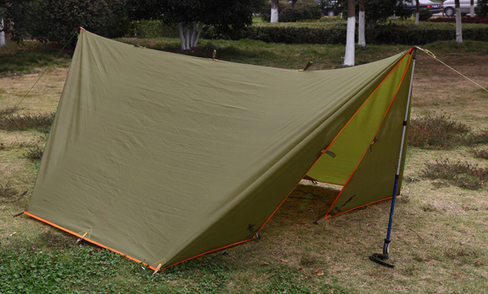 FREE SOLDIER Multifunctional Outdoor Sun Shelter Camping Tent