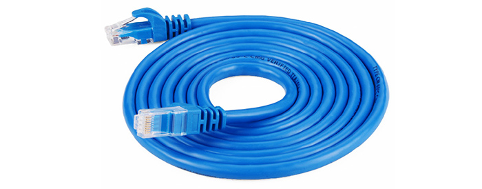 2M Category 6 Ethernet Cable Support 10Mbps / 100Mbps / 1000Mbps Transmission Speed