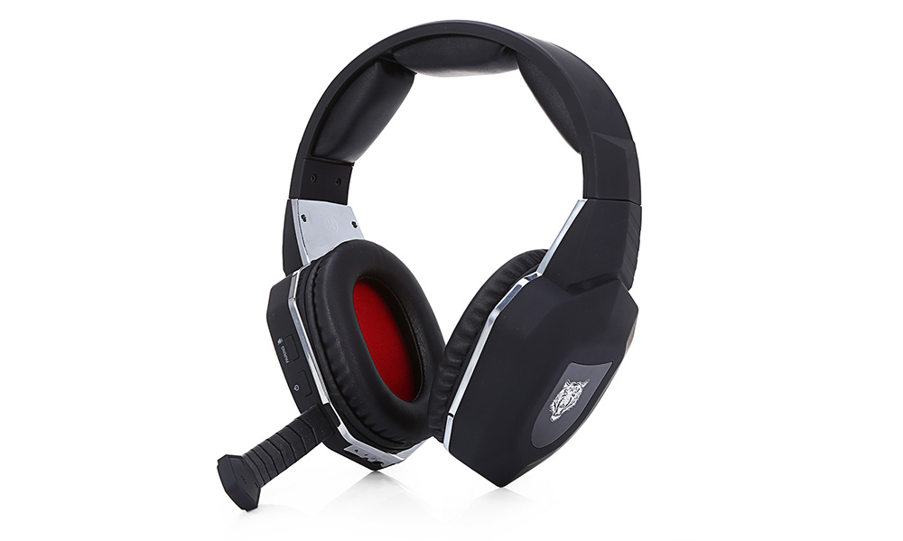 HC - S2039 Wireless 2.4GHz Gaming Headsets for XBOX 360 / XBOX One / PS4 / PS3 / PS2