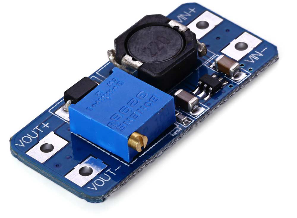 MT3608 DC to DC Adjustable Step-up Boost Board