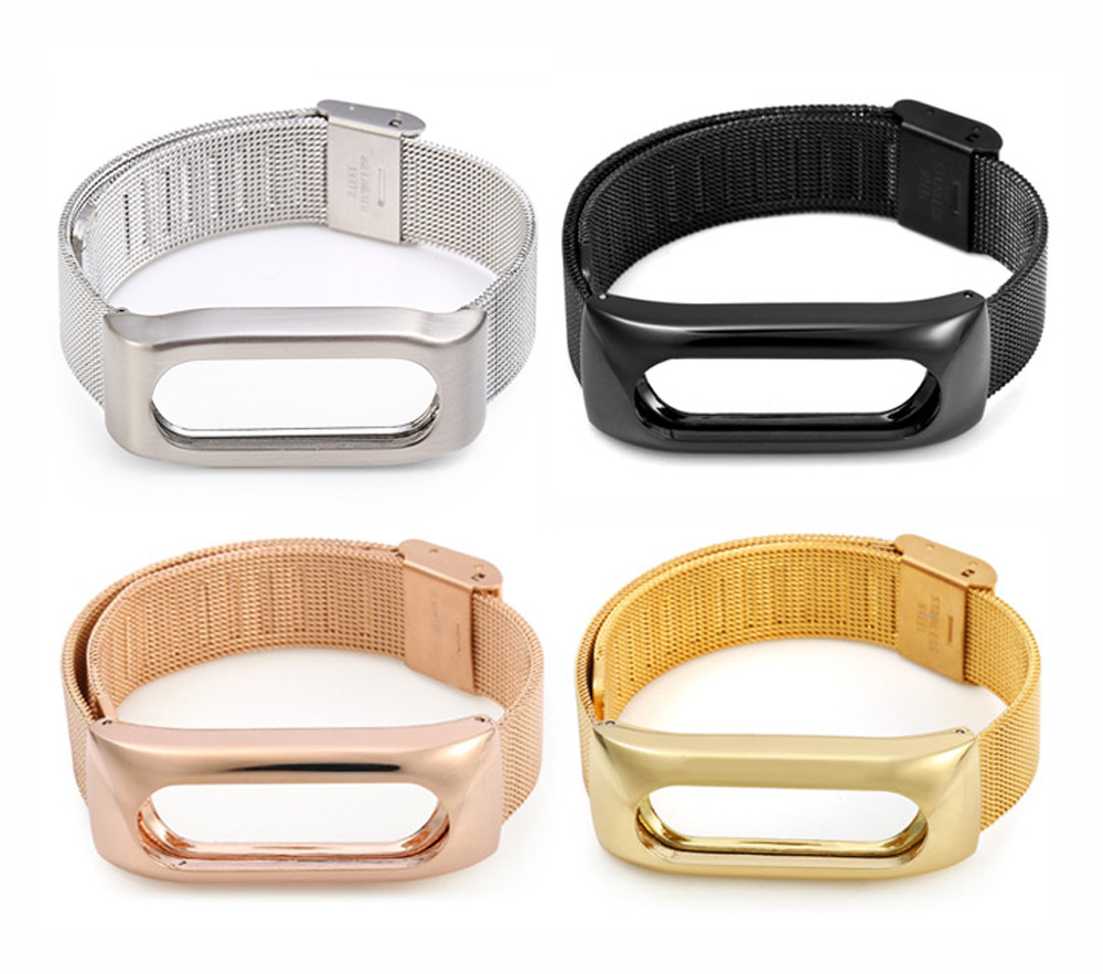 Original Xiaomi Watch Strap Stainless Steel Net Made