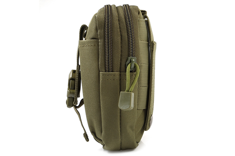 LeiTing Portable Close-fitting Bag Tactical Waist Pack for Outdoor Activities