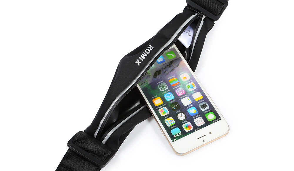 ROMIX SWB01 Fashion Waist Bag Running Band for Outdoor Sports