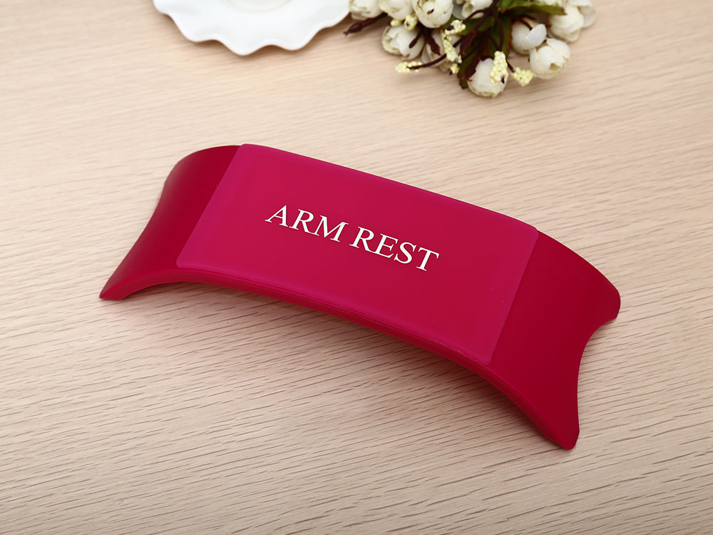 Silicone Pillow Hand Holder Nail Arm Rest Manicure Accessories Tool