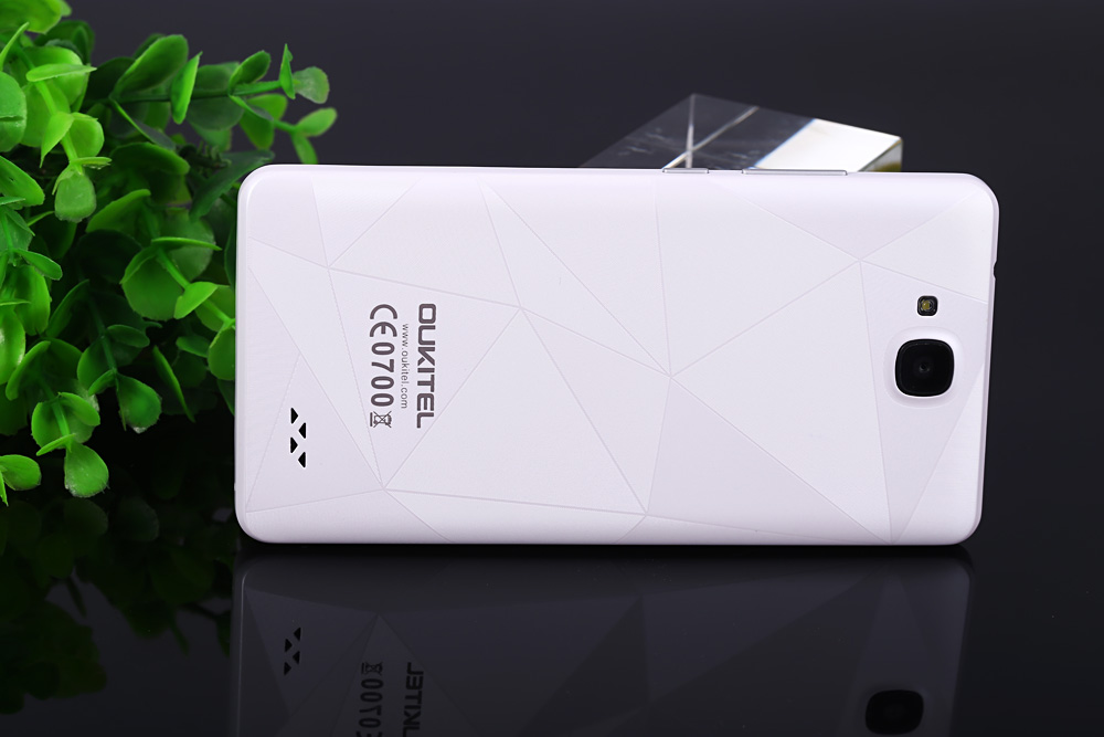Oukitel C3 5.0 inch Android 6.0 3G Smartphone MTK6580 Quad Core 1.3GHz HD Screen 1GB RAM 8GB ROM Dual Cameras Bluetooth 4.0